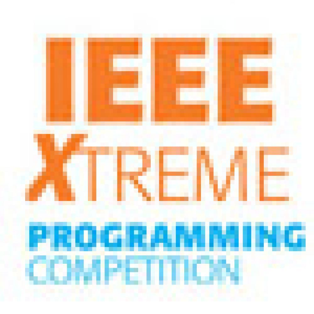 The University of Nizwa IEEE student branch participates in IEEEXtreme contest.