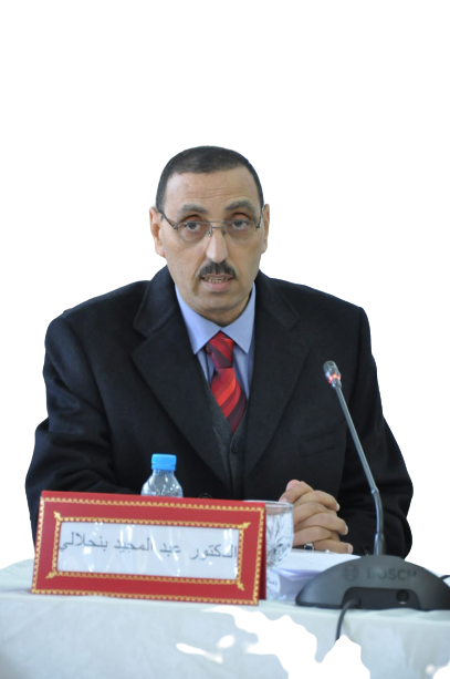 Dr. Abdelmajid Benjilali